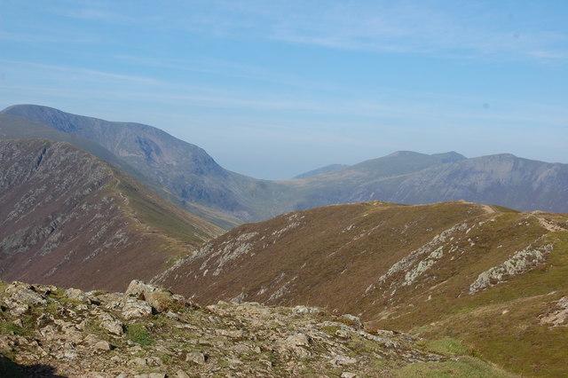 Ridge to Scar Crags