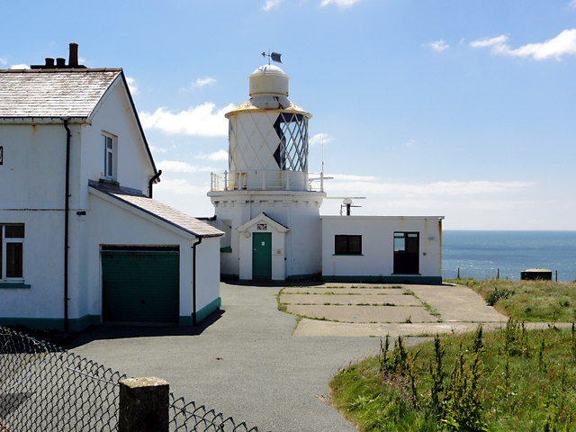 St Ann's Head Lighthouse