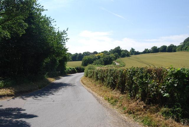 Kemsing road