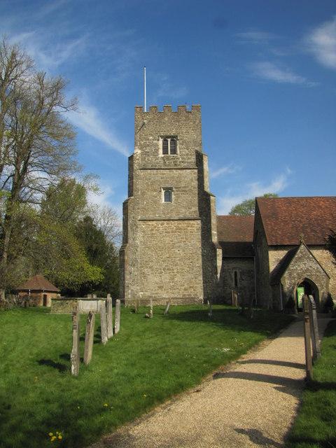 St Botolph's church, Chevening