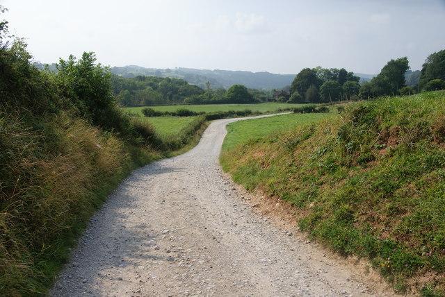 Track to Grosmont