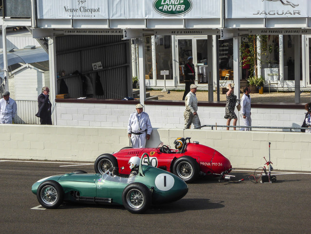 Goodwood Revival 2014 - Ready to Race
