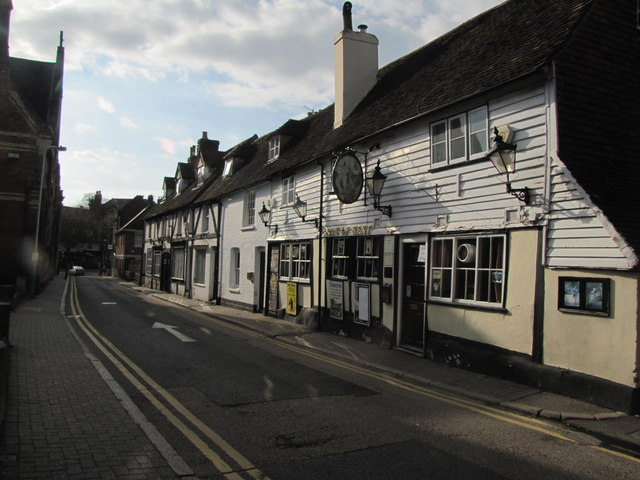 The Man of Kent Pub