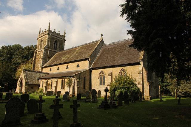 St.John the Baptist's church