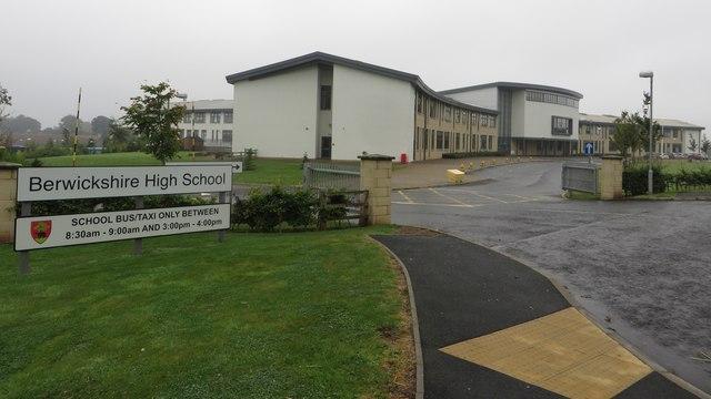 Berwickshire High School, Duns
