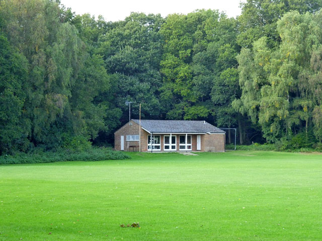 Cricket pavilion, Hyde Heath
