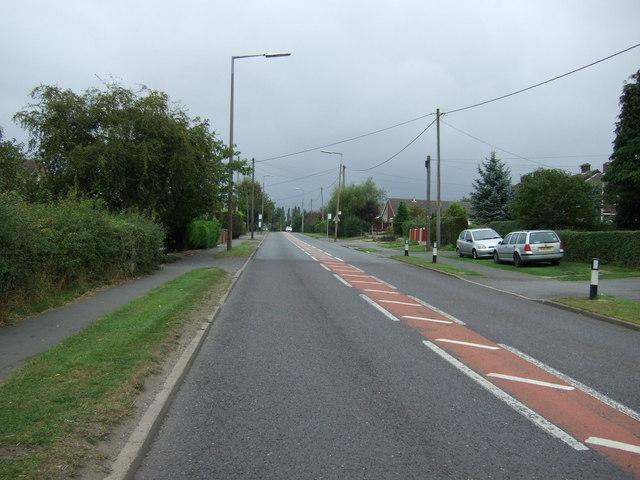 Messingham Road (A159), Scotter