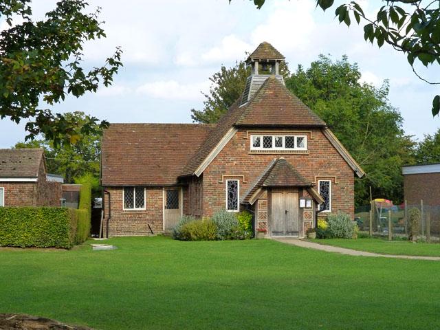 Hyde Heath church