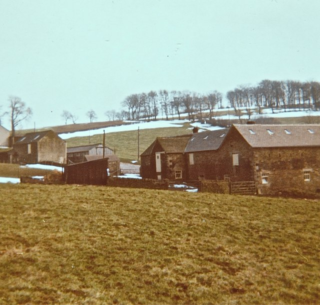 Thorpe Farm, near Hathersage