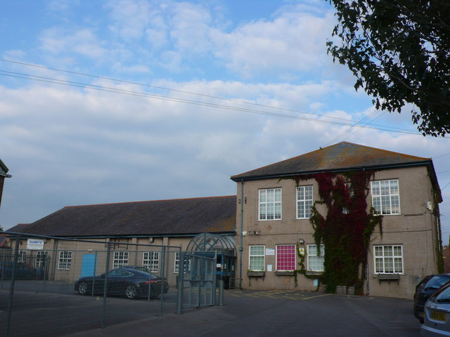 Old Drill Hall