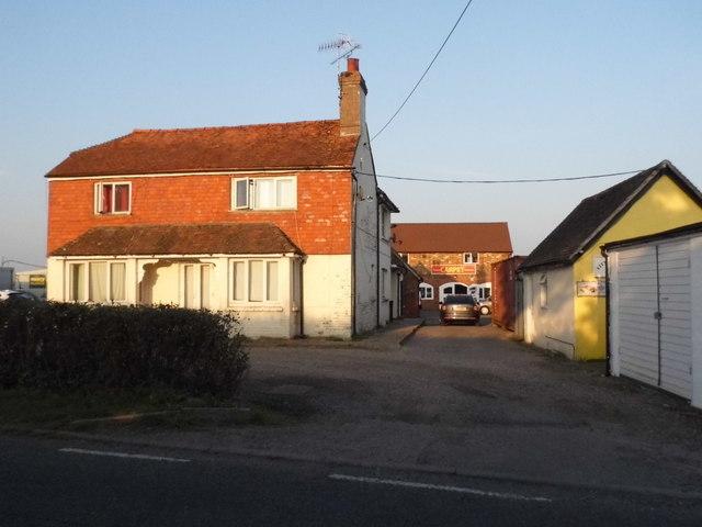 The Old Little Park Farm