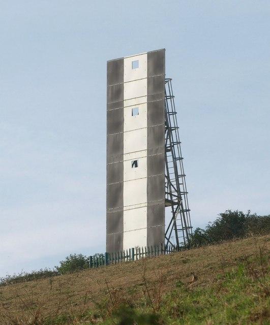 Landmark near Talland