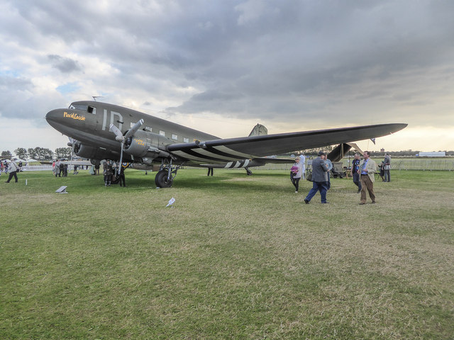 Goodwood Revival 2014 - Douglas Dakota