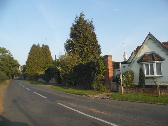 Kiln Lane, Brockham