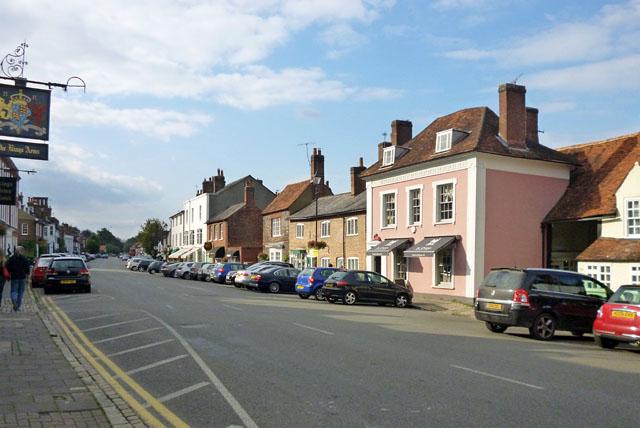 High Street, Amersham Old Town