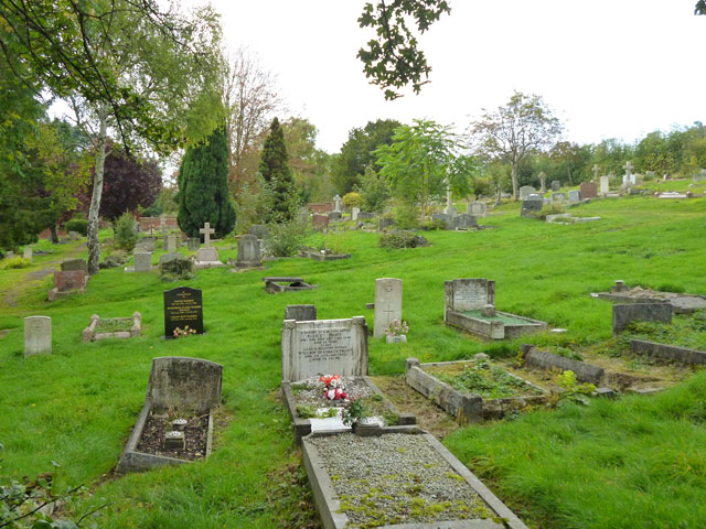 Cemetery, Amersham