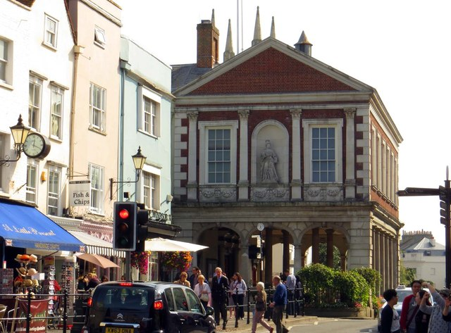 The Guildhall on High Street