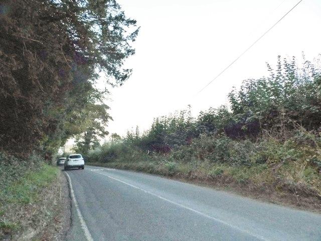 Smalls Hill Road, Mynthurst