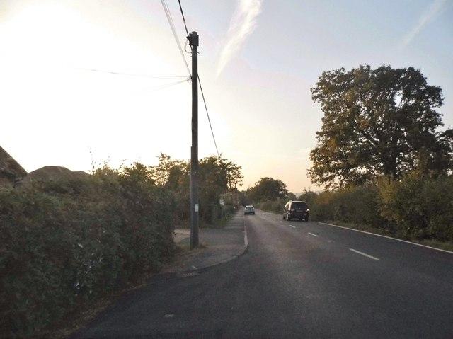 Tapner's Road, Leigh