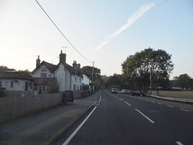 The Royal Oak on Chart Lane South