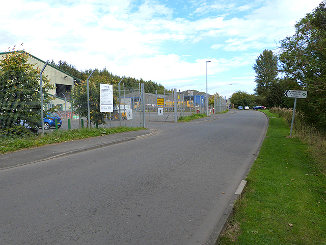 Hawick Community Recycling Centre