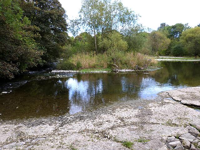 River Teviot below Hawick