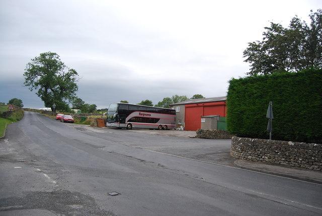 B6265, Hebden