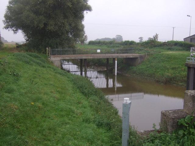 Bridge over the River Eau