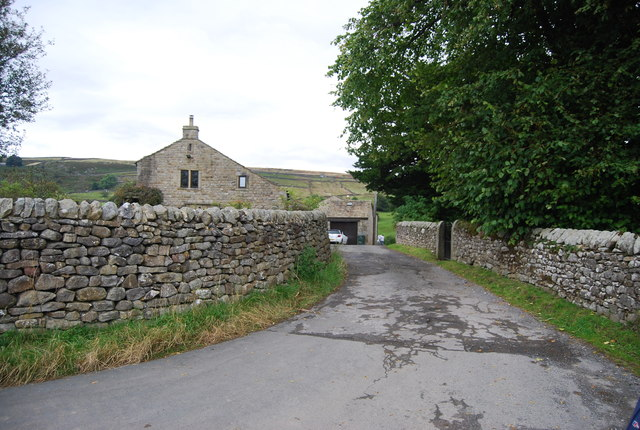 Unnamed lane in Hedben