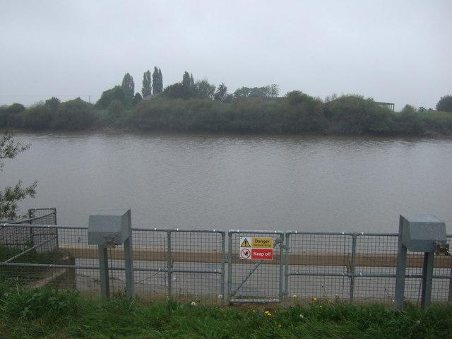 The River Trent, Barlings
