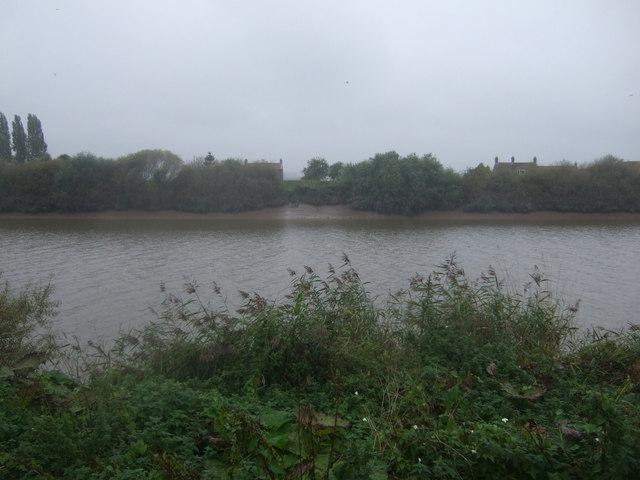 The River Trent near Susworth