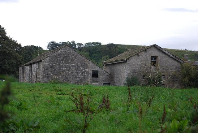 Farm buildings, Hebden