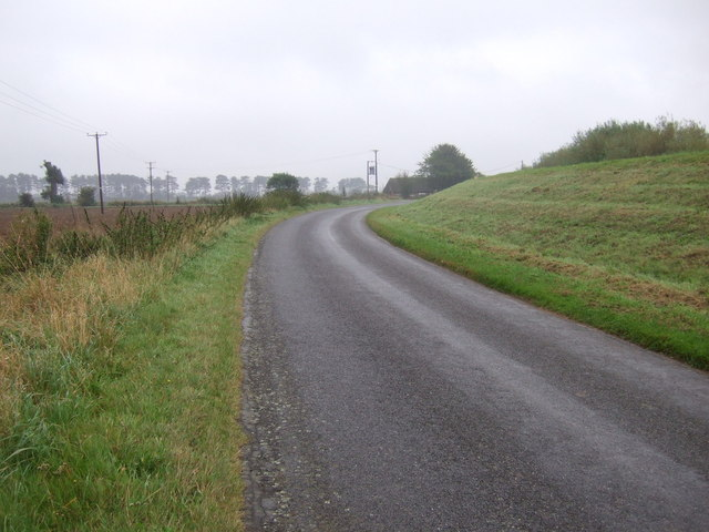 A bend in High Street