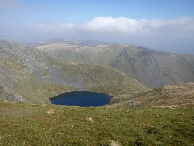 Above Scales Tarn