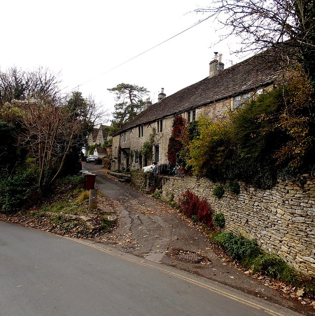School Lane, Castle Combe