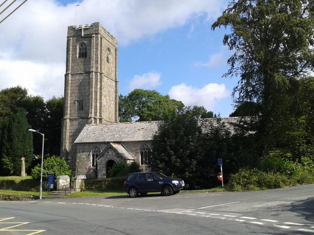 Church at Lanivet