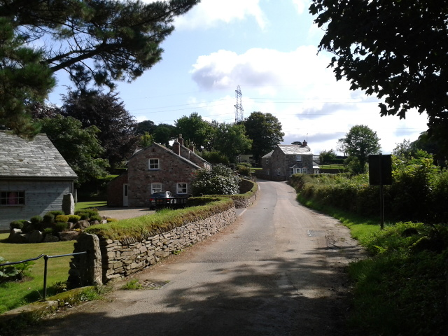 Houses at Tremorebridge