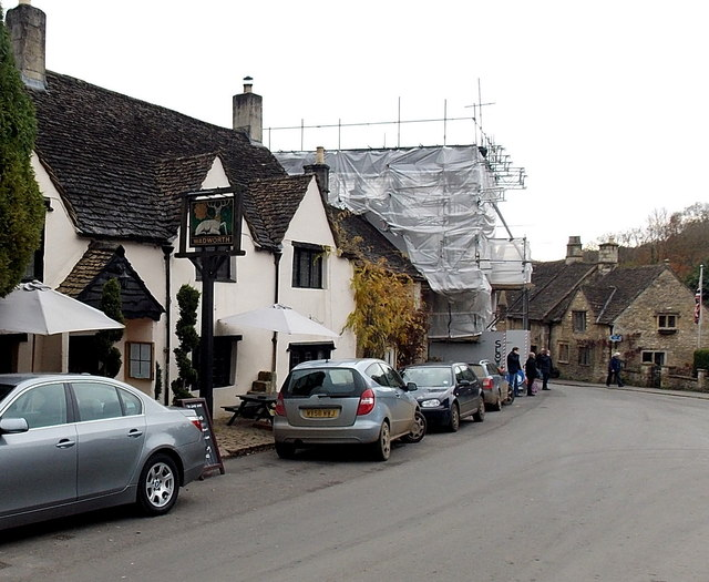The White Hart, Castle Combe