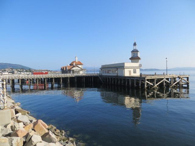 Dunoon's Victorian pier