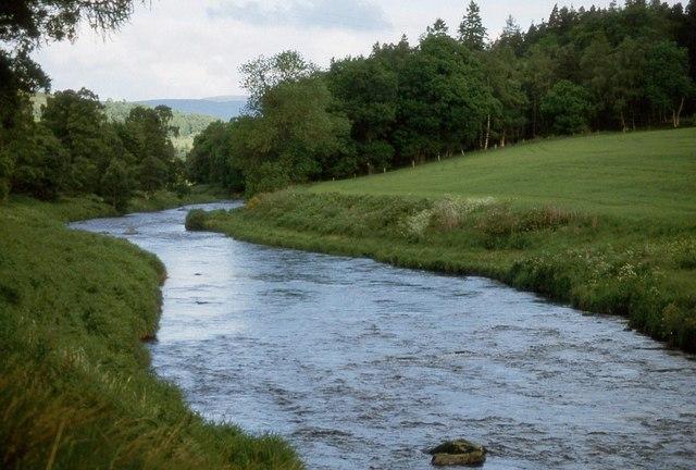 River Don at Powford