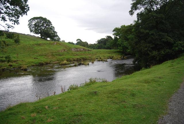 The River Wharfe