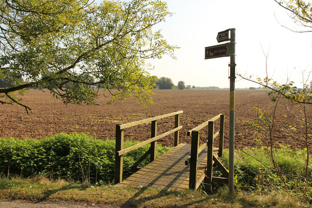 Theddlethorpe footpath
