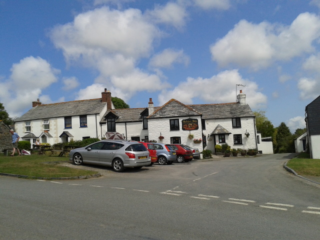 The Maltsters Arms in Chapel Amble