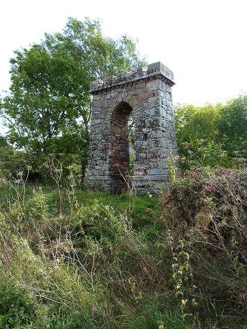 Bridge tower, Denholm