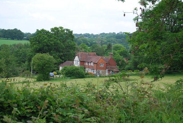 Near Butcherfield Lane