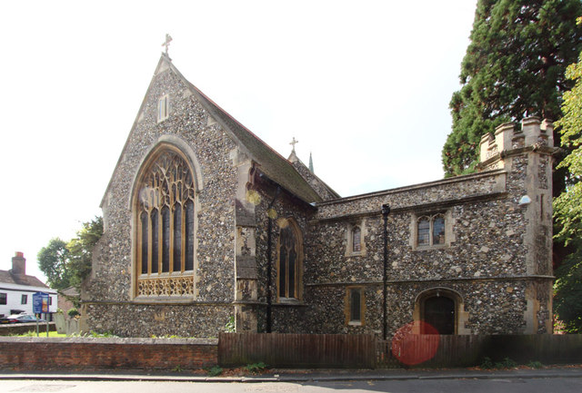 St Mary, Chigwell