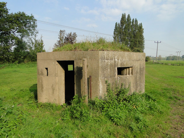 WW2 type FW3/22 pillbox