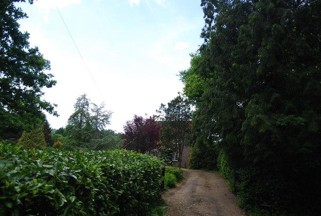 House off Butcherfield Lane