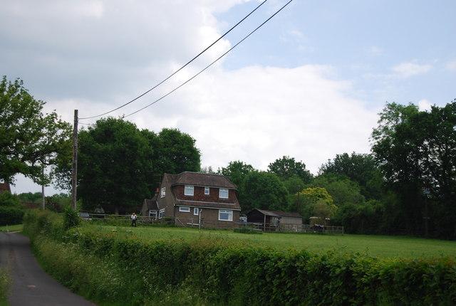 House near Butcher's Cross