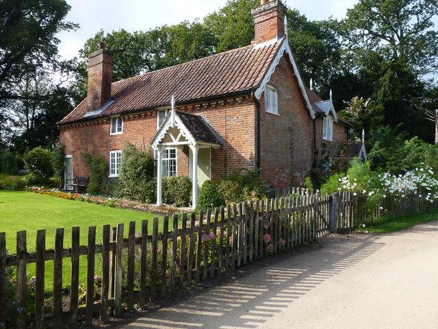 Cottage near Blickling Hall, Norfolk